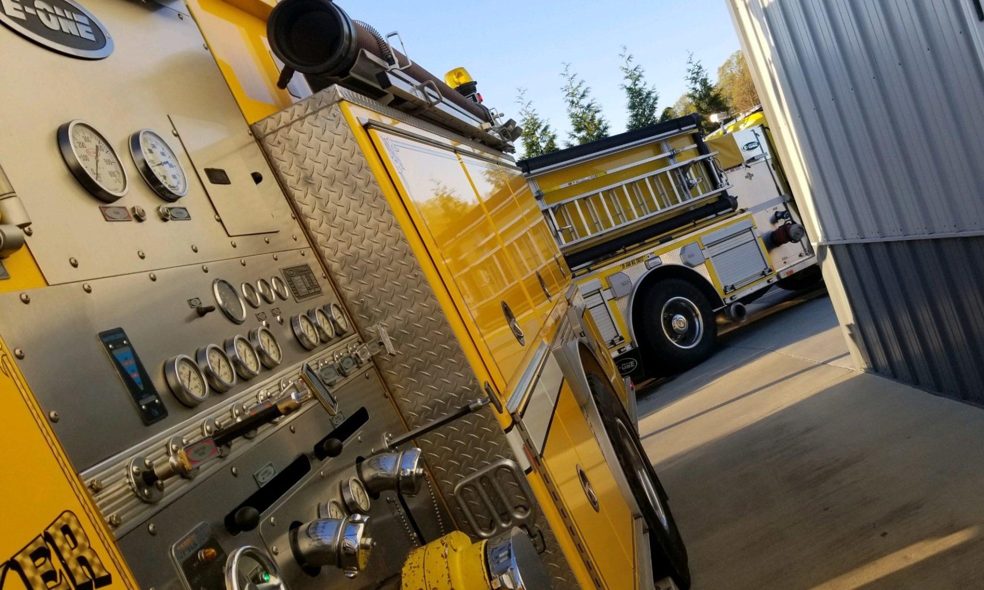 Dana Fire and Rescue